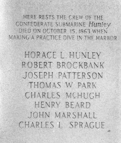 31 best css hunley images on pinterest america civil war american graves of hl hunley and his crew malvernweather Choice Image