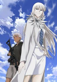 Buy Jormungand episodes for just $1.99 for HD and $0.99 for SD on Xbox Live. #XboxLive #FUNimation #simulcast