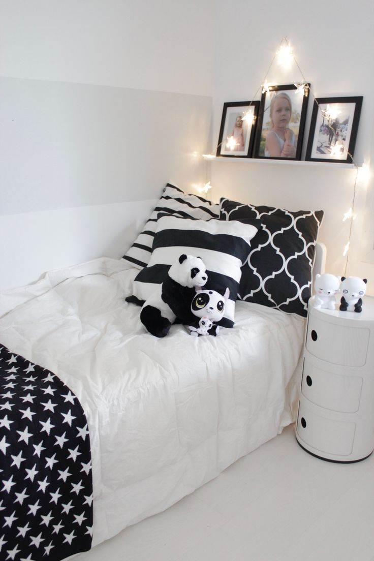 Black & White kidsroom   Home Vanilla interior