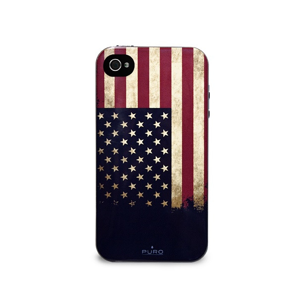 iPhone USA Cover
