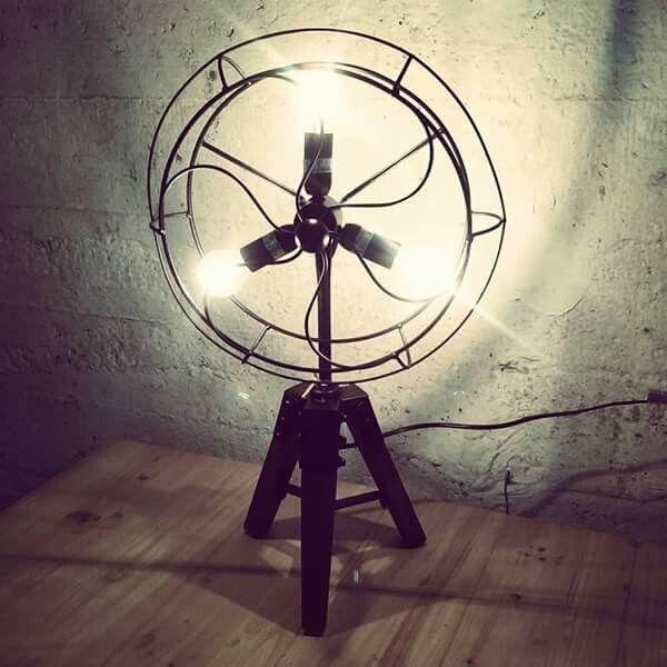 Air or lamp...?