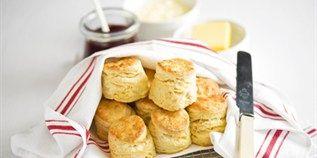 Margaret Fulton's Scone Recipe