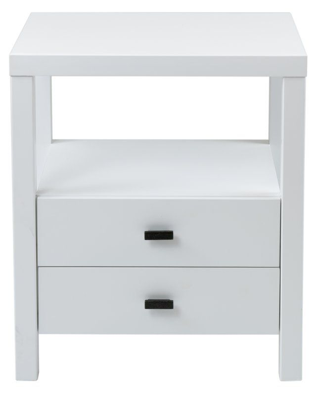 Leflore 2 Drawer Nightstand Nightstand 2 Drawer Nightstand Drawers