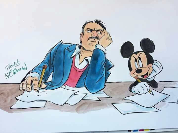 9 best Disney Floyd Norman Art images on Pinterest   Floyd norman ...