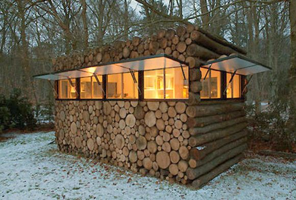 Probably one of the best deer hunting blinds I have ever seen