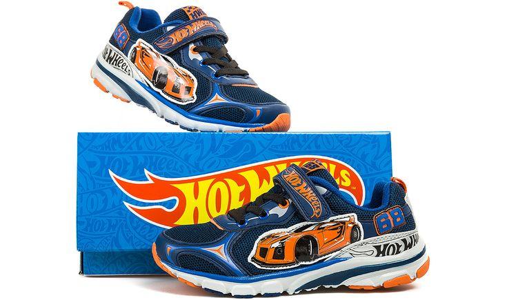Детская и подростковая обувь Hot Wheels | Купить детскую и подростковую обувь оптом  | Производитель детской и подростковой обуви - компания Crossway