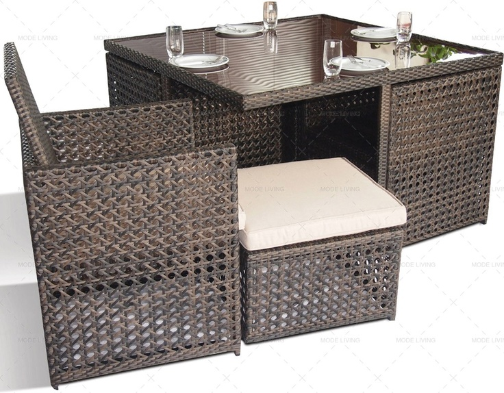 Find This Pin And More On Rattan Garden Dining Sets By Modelivingcouk