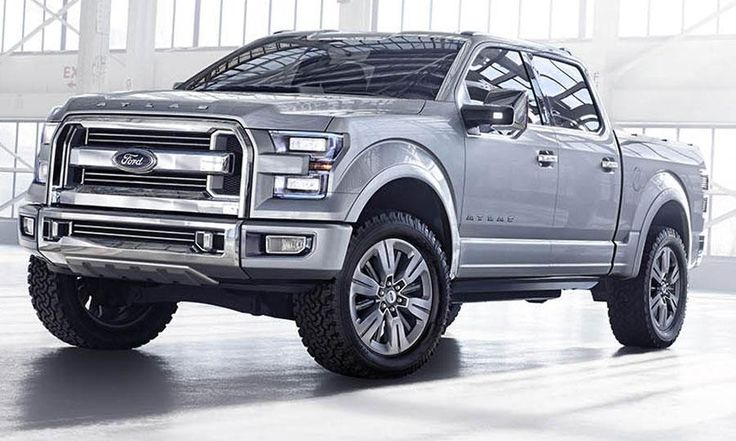 Let the drooling commence.  The future of Ford pickups at Paris Ford.