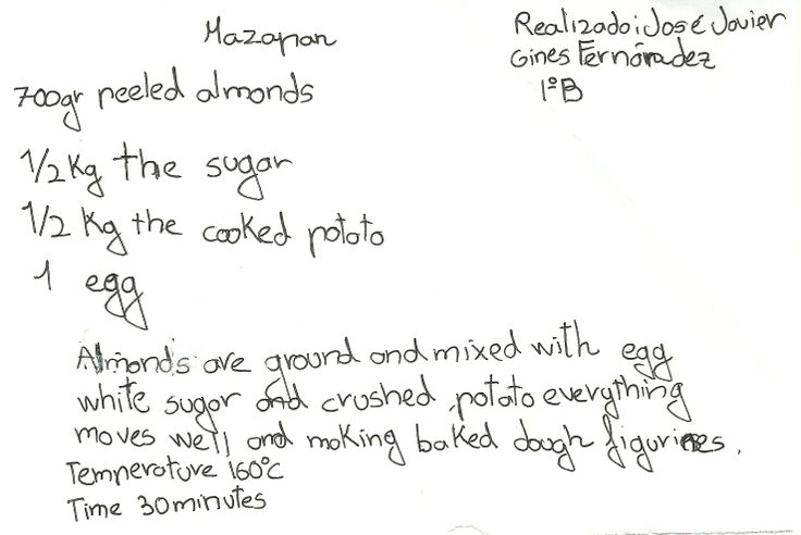 Marzipan!!! Great! Middle School, 2013