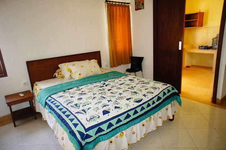 Bali bedroom 1 Bedroom to rent.  Price: Rp. 4,500,000 / month  (USD 377 $ : Rates on 16 Sep 2014) #BaliRadarVilla