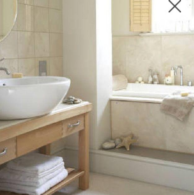 DIY bathroom sink and storage New bathroom Pinterest