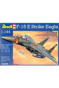 Revell Zestaw zawiera model samolotu do sklejania (długość całkowita 13,2 cm).