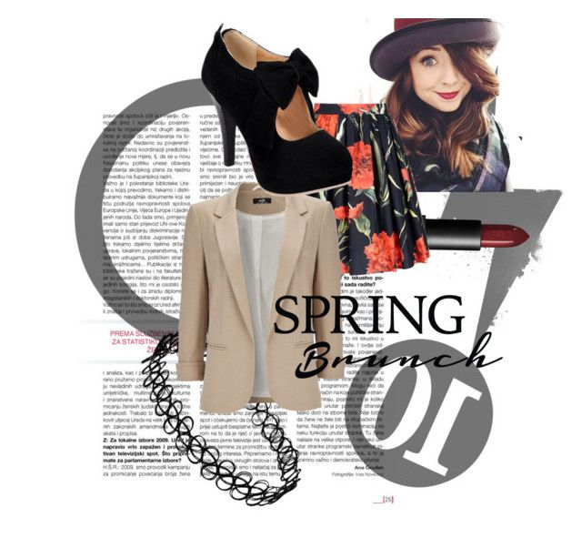 """spring brunch?"" by yuliyusanti on Polyvore"