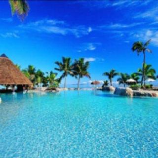 Figi Islands... Paradise. | Oh, the Places I'd Go ...