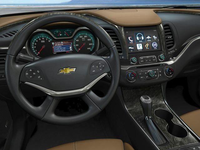 2019 Chevrolet Impala Interior Chevrolet Impala Chevy Impala