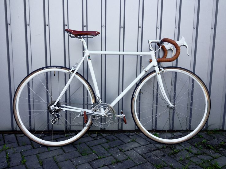 Masil vintage road bike. Campagnolo group