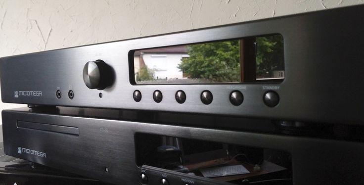 Micromega IA 60, Front panel