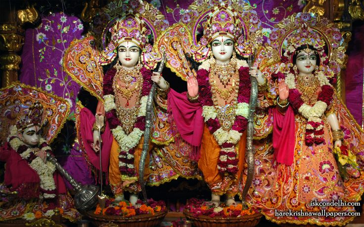 To view Sita Rama Laxman Hanuman Wallpaper of ISKCON Dellhi in difference sizes visit - http://harekrishnawallpapers.com/sri-sri-sita-rama-laxman-hanuman-iskcon-delhi-wallpaper-008/