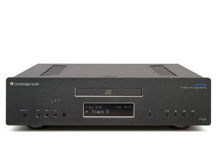 Cambridge Audio 851C CD/DAC/PRE AMP