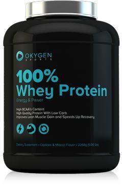 100% Whey Protein de Okygen es la proteína perfecta para cubrir las necesidades de cualquier persona: desde los deportistas más exigentes a las personas que simplemente desean perder peso. El consumo de proteína de alta calidad es esencial para formar músculo y llevar un estilo de vida saludable. GARANTIA OKYGEN http://www.okygen.es/producto/100-whey-protein-5lb-2268g/