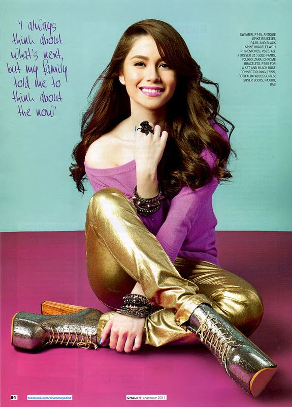 Jessy Mendiola Fashion Pinay Magazines Pinterest
