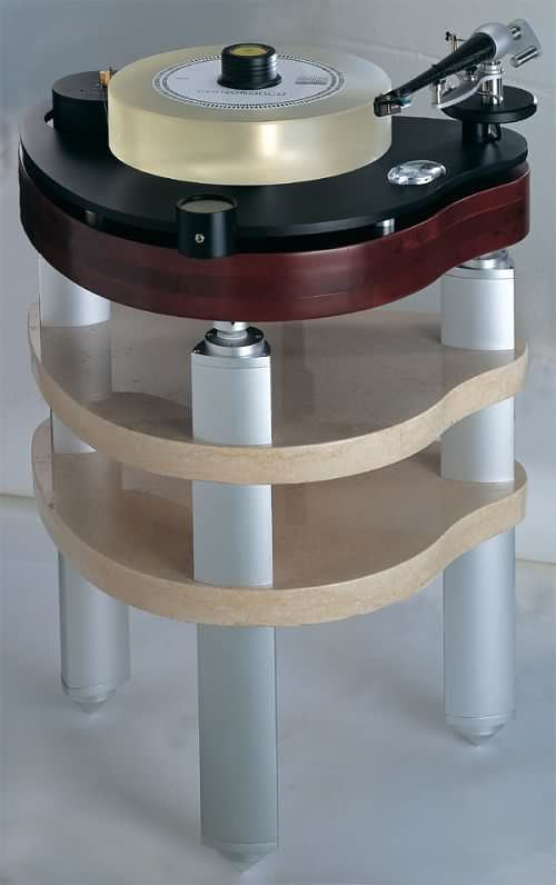High End Turntable