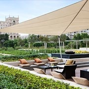 Baku Hotel Restaurants | JW Marriott Hotel Absheron Baku Dining | Marriott Hotels - Fireworks Oriental Kitchen and Terrace. Offering breakfast buffet daily and a special brunch on Sundays from 11am - 3pm