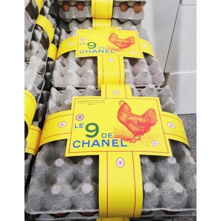 On opte pour les œufs n°9