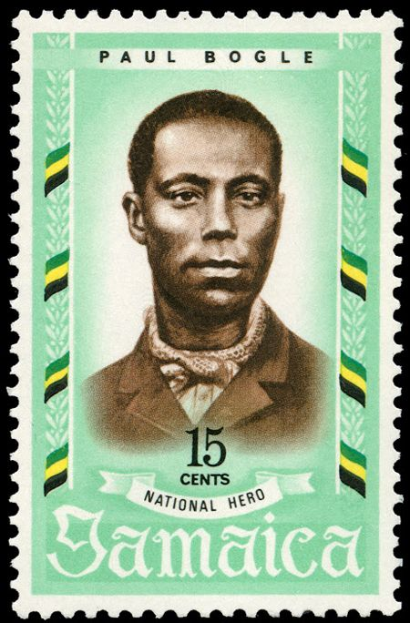 Creative Review - Jamaican stamps at Stanley Gibbons