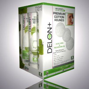 Delon 100% Cotton Rounds, New and Improved Premium Quality - See more at: http://supremehealthydiets.com/category/beauty/tools-accessories/cotton-swabs/#sthash.tpq9mD5f.dpuf
