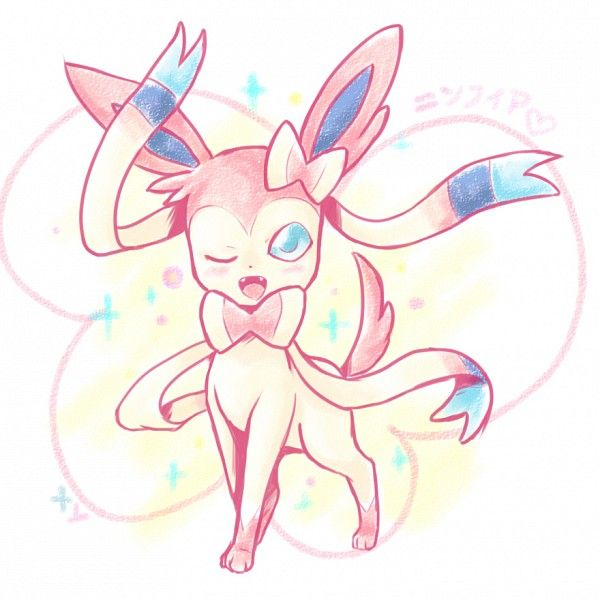 Sylveon is the cutest <3