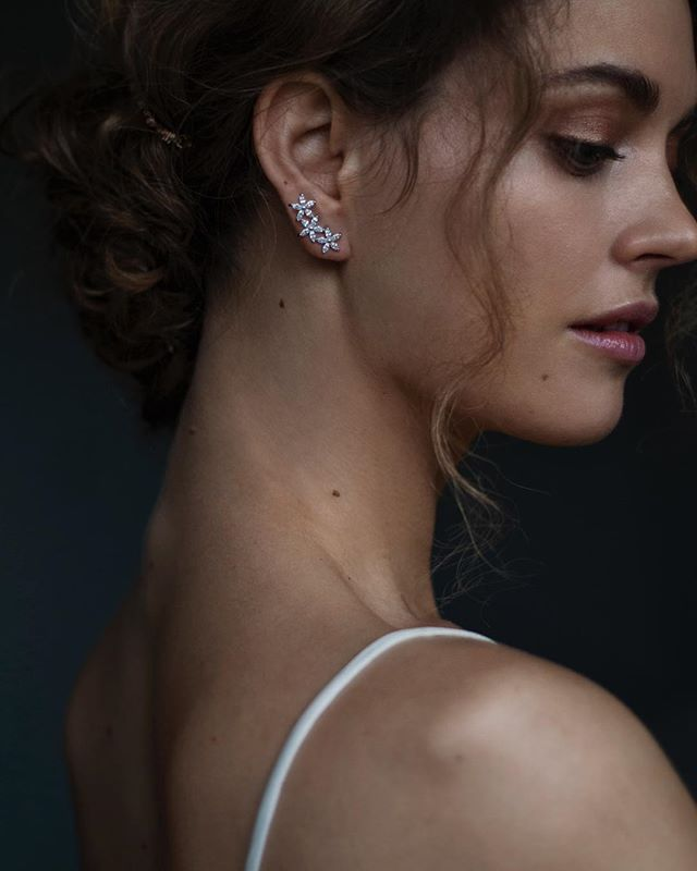 Therese earrings by @ceciliemelli