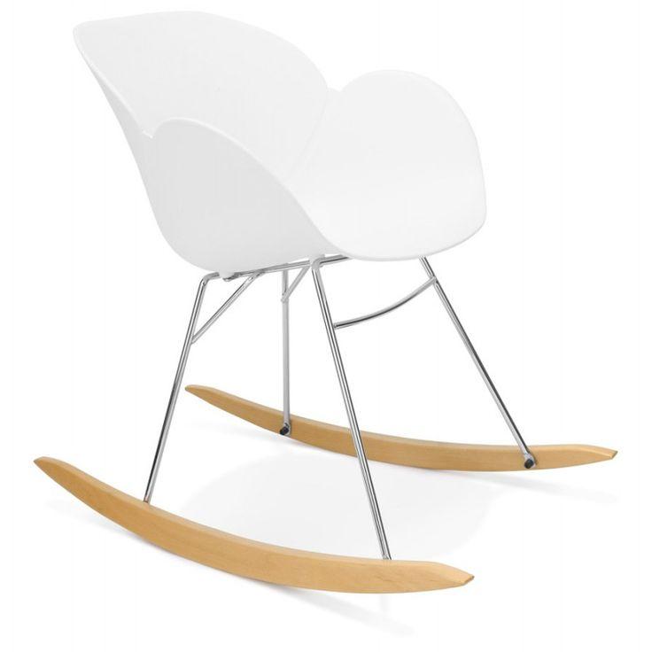 les 25 meilleures idées de la catégorie fauteuils à bascule blancs