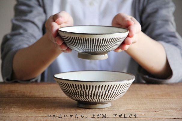 飛び鉋 おとな茶碗 小鹿田焼 | 日本の手仕事・暮らしの道具店 | cotogoto コトゴト