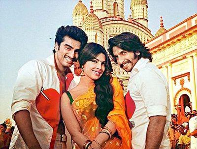 Gunday grosses Rs.100 crore worldwide   Boxofficecapsule