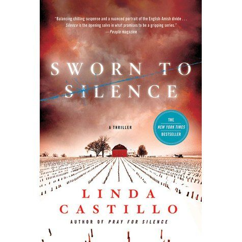 Now the subject of the Lifetime original movie An Amish Murder  Sworn to Silence is the first in Linda Castillo's New York Times bestsell...