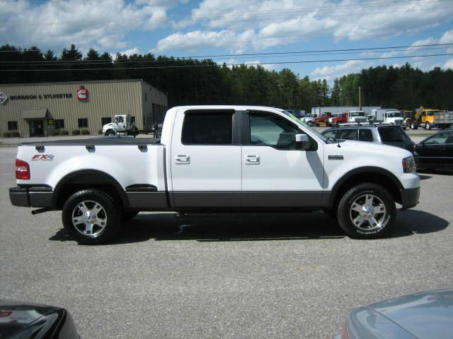 New Ford F150 Flareside 2007 Ford F150 Fx4 Supercrew Flareside