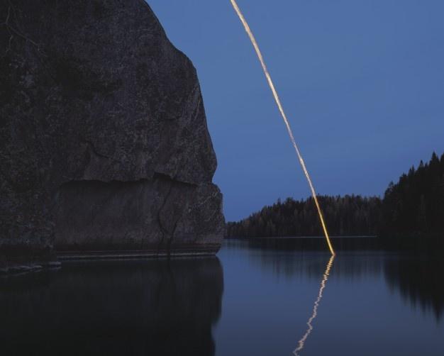 Pekka Luukkola's Mo(nu)ment, 2010, 150 x 190 cm.