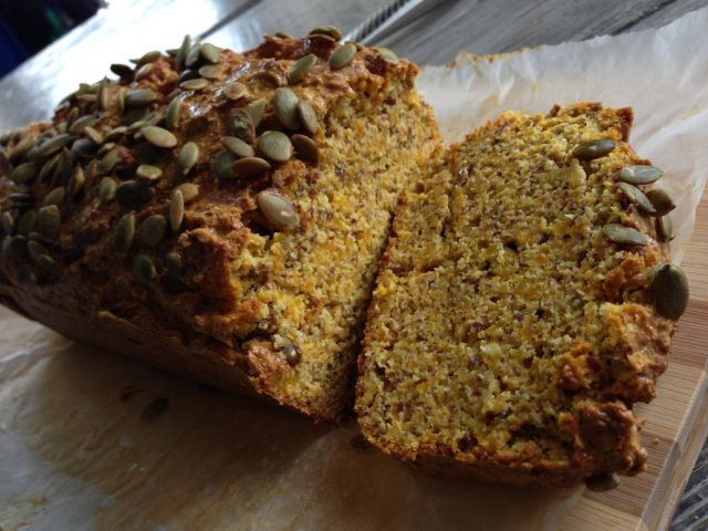 Paleo Pumpkin Bread with the Thermomix | Pingheng
