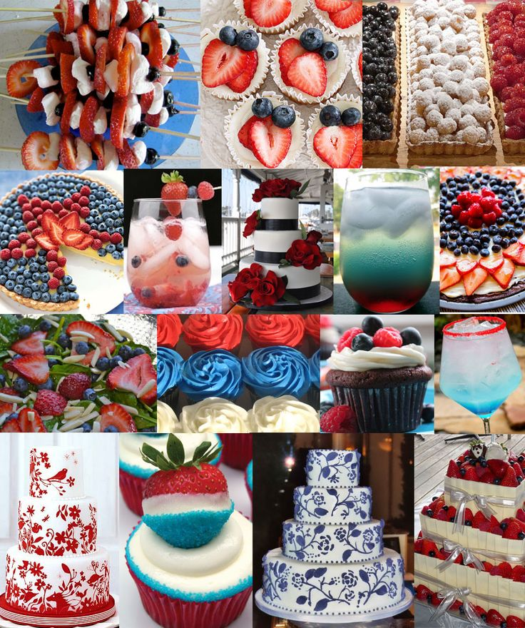 420 Best Red White And Blue Wedding Theme Images On