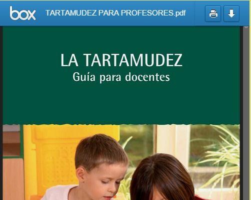 Logopedia en especial: Tartamudez, guía para profesores.