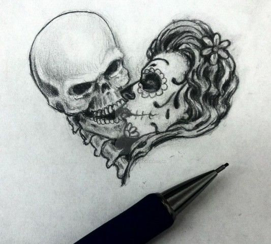 Small Skull Tattoo 4508.jpg