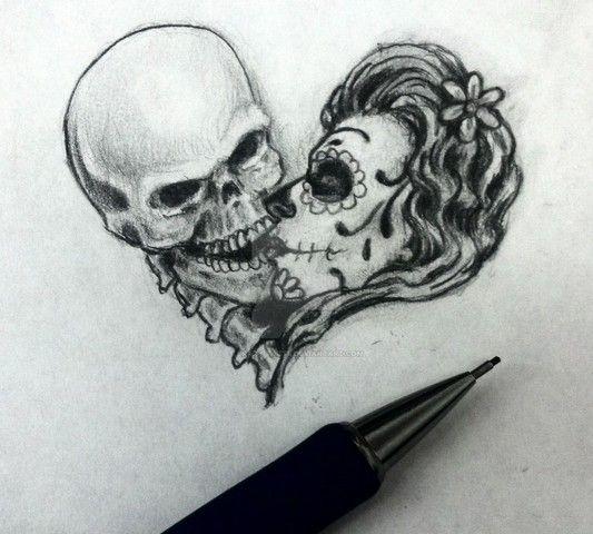 best 25 small skull tattoo ideas on pinterest