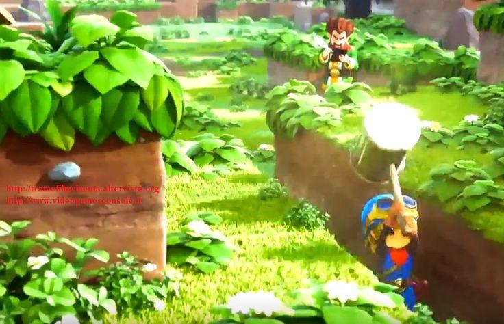 Dragon Quest Builders PS3 - PS Vita - PS4 - Trailer dal TGS 2015