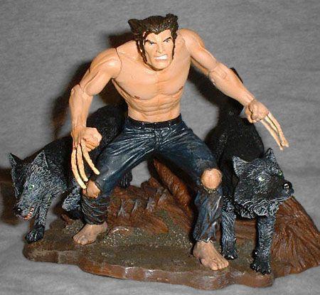 Wolverine Action Figure - Wolverine Origins (comic) - 2002