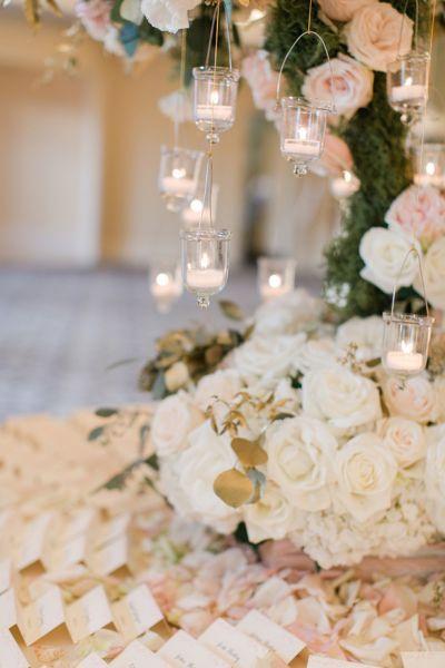 Dekoracje ślubne ze świecami 2017! Blask, światało i urok zagwarantowane! Image: 11