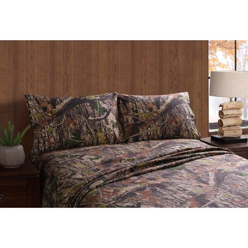 Remington Mount Monadnock Four-Piece Queen Sheet Set - (In No Image Available)