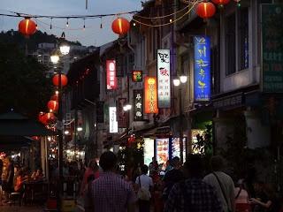 Singapore / China Town / Joanna Łukasiewicz