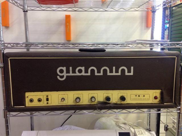 Cabeçote valvulado Giannini
