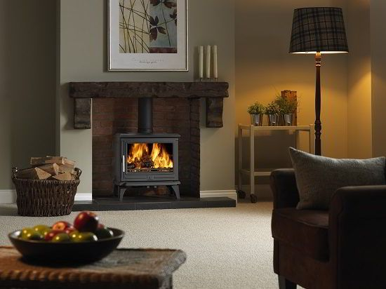 ACR Rowandale stove, ACR traditional stoves, ACR stoves UK